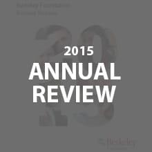 Berkeley Foundation Annual Review 2015