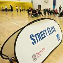 24 YOUNG PEOPLE START ON STREET ELITE