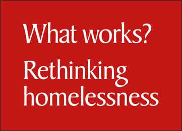 Rethinking Homlessness