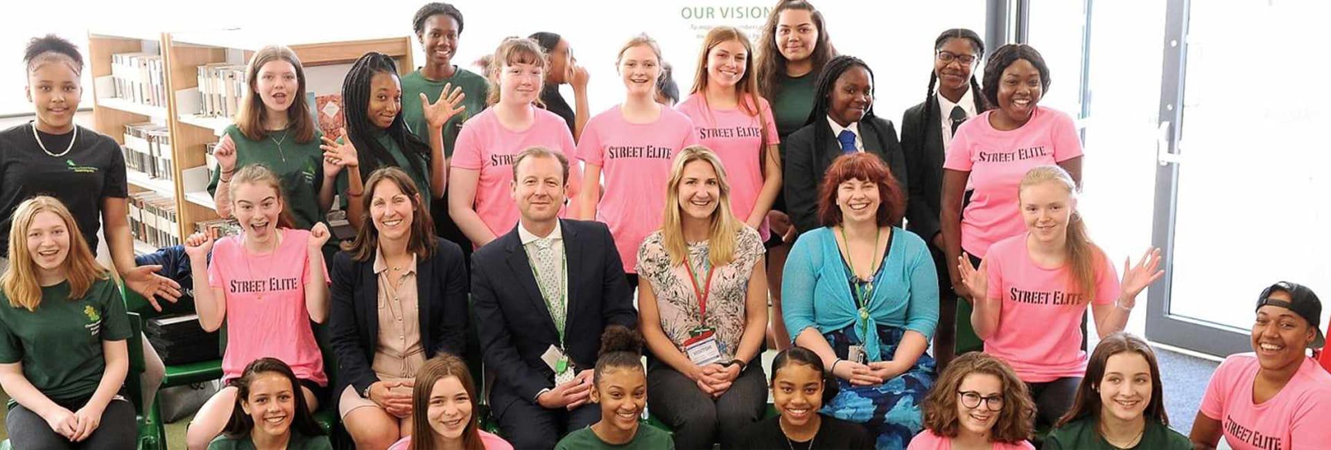 Bright Futures beckon for Street Elite Graduates | Berkeley Foundation