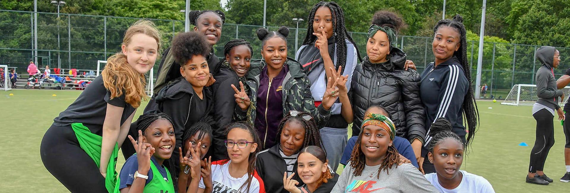 London Rapper hails Changing programme