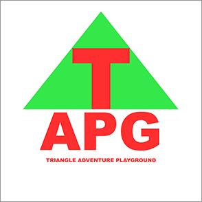 Triangle Adventure Playground