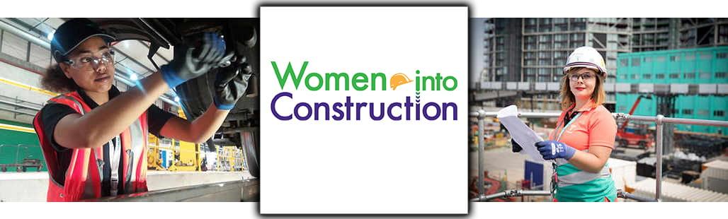 Women into Construction Triple