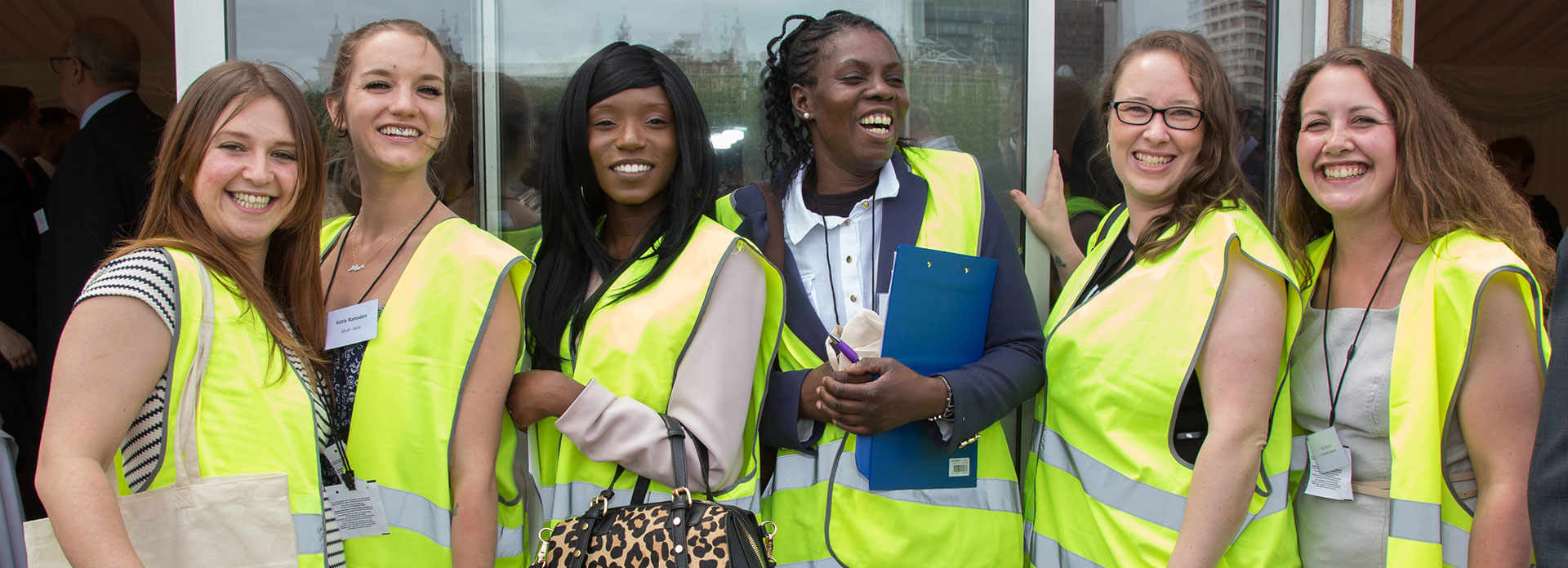 Women into Construction Header